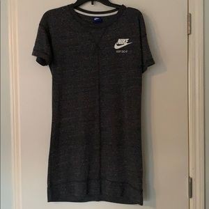 Nike dark grey mini dress!!!